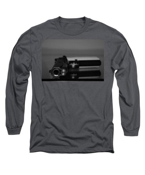 Kimber 45 Long Sleeve T-Shirt