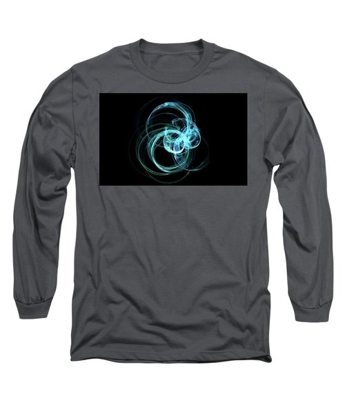 Kinetic09 Long Sleeve T-Shirt by A Dx