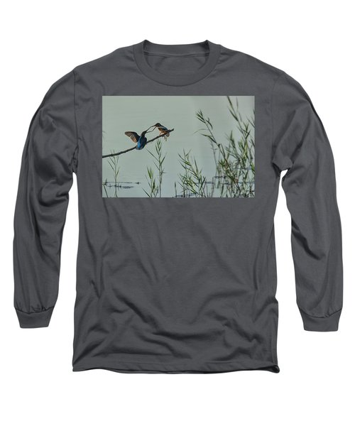 King Fishers  Long Sleeve T-Shirt