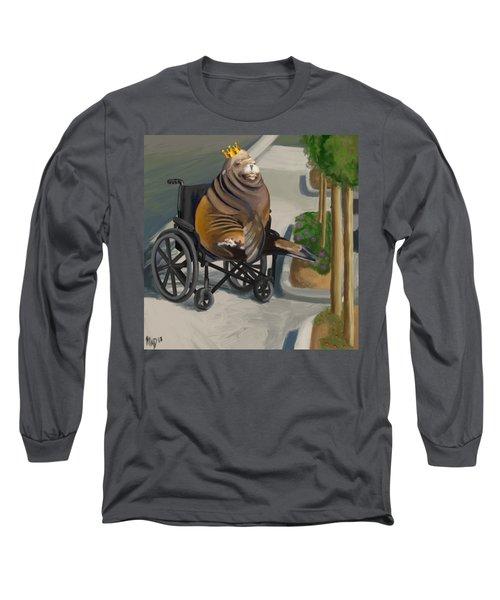 King Headlump Visits The Doctor Long Sleeve T-Shirt