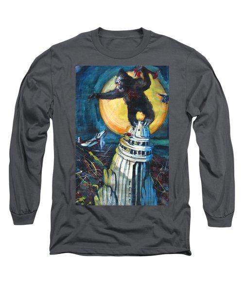King Kong Long Sleeve T-Shirt