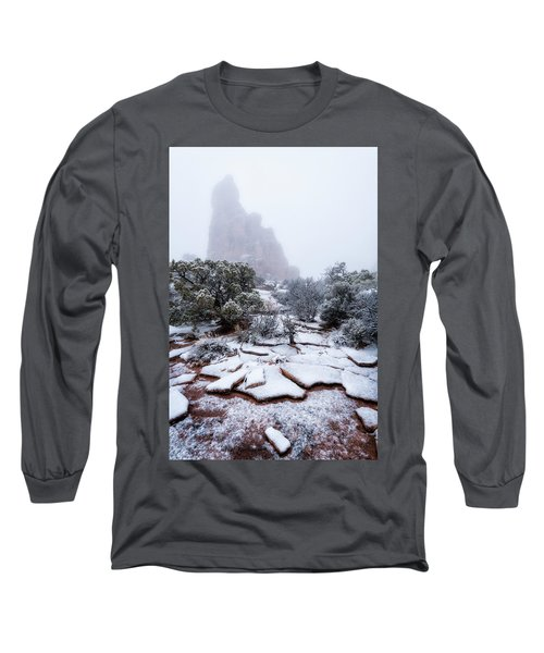 King Of Fog Long Sleeve T-Shirt