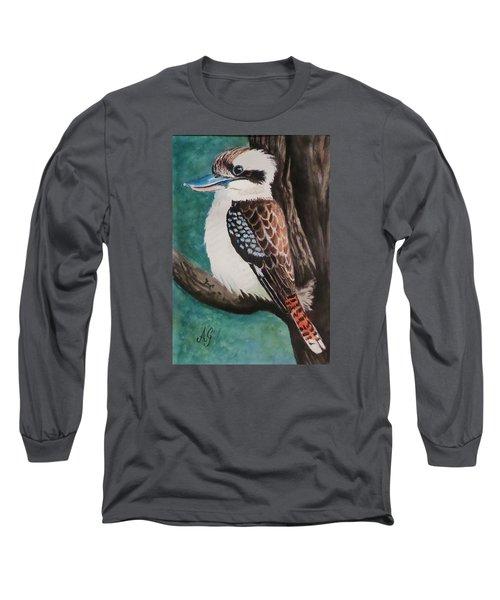 King Of The Bush Long Sleeve T-Shirt