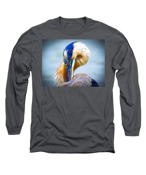 King Of The River Long Sleeve T-Shirt