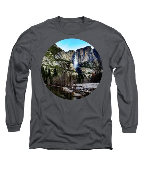 King Of Waterfalls Long Sleeve T-Shirt
