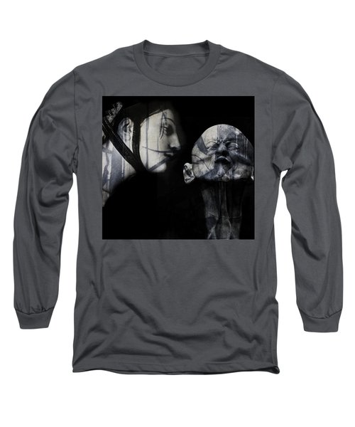 Kiss Me , Honey , Honey , Kiss Me Long Sleeve T-Shirt