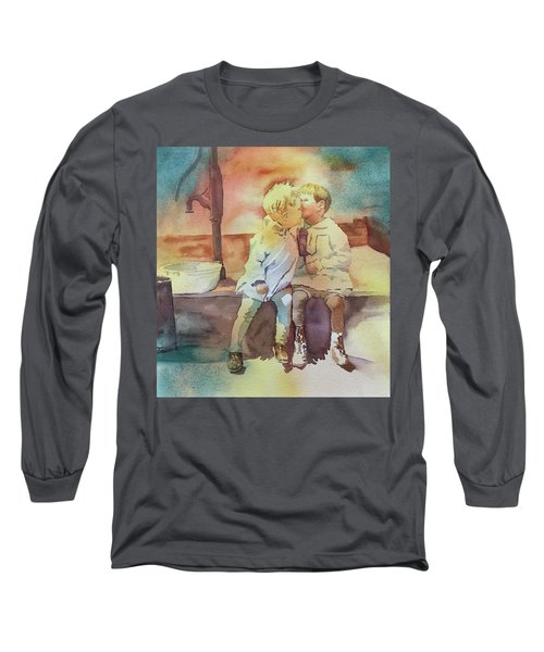 Kissing Cousins Long Sleeve T-Shirt