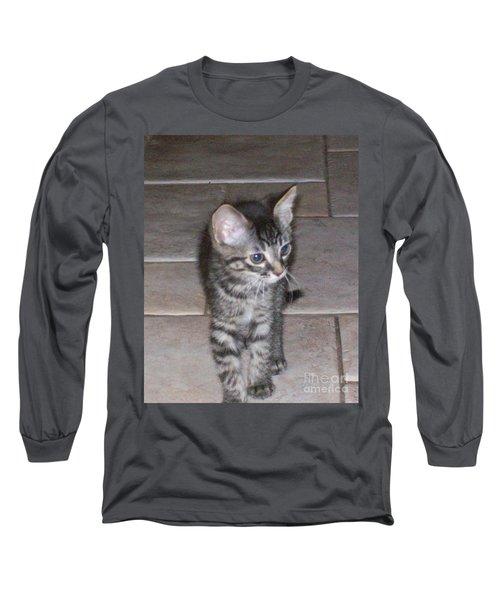 Martius Kitten Long Sleeve T-Shirt