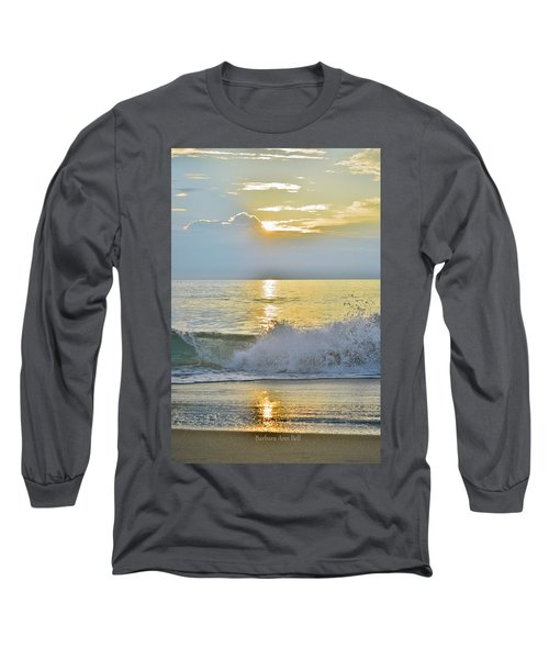 Kitty Hawk Sunrise 8/20 Long Sleeve T-Shirt