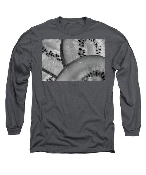Kiwi Art Long Sleeve T-Shirt