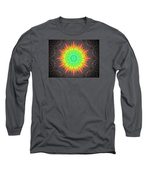 Klidanature Sun  Long Sleeve T-Shirt