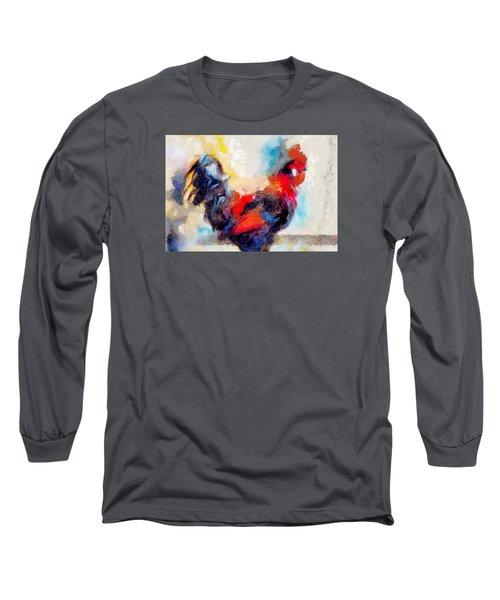 Klimt Cluck Long Sleeve T-Shirt