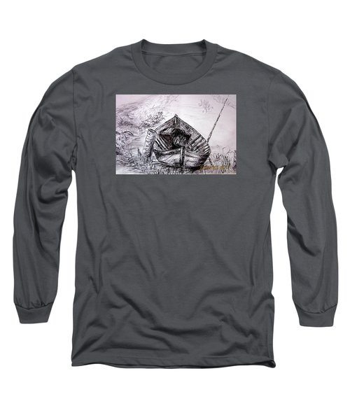 Klotok  Long Sleeve T-Shirt