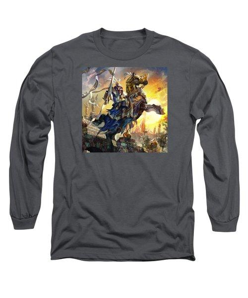 Knight Of New Benalia Long Sleeve T-Shirt