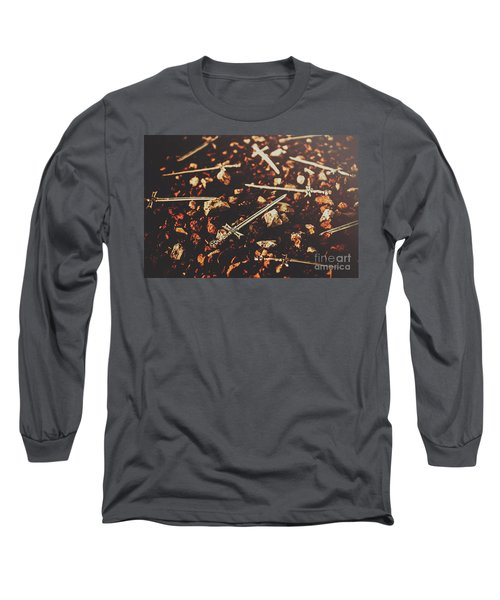 Knightly Fight Long Sleeve T-Shirt