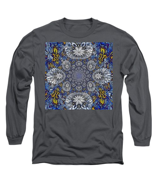 Knotted Glasswork Long Sleeve T-Shirt