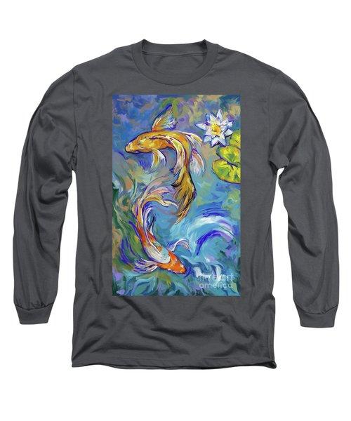 Koi Fish2 Long Sleeve T-Shirt