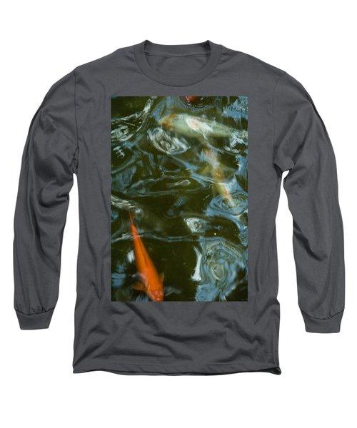 Koi II Long Sleeve T-Shirt