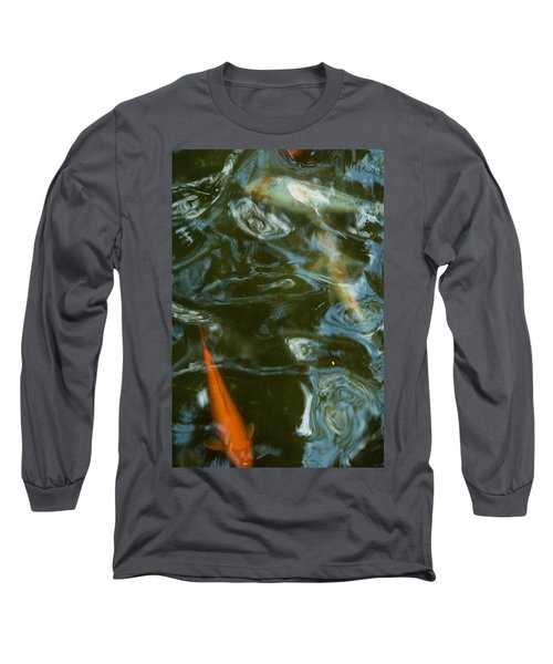 Koi II Long Sleeve T-Shirt