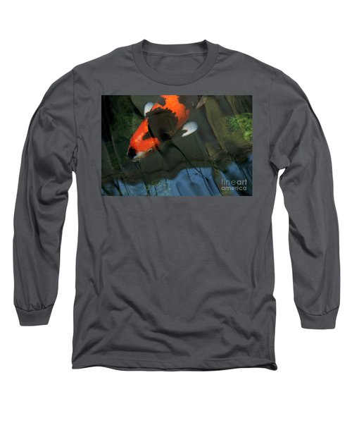 Koi Reflection Long Sleeve T-Shirt