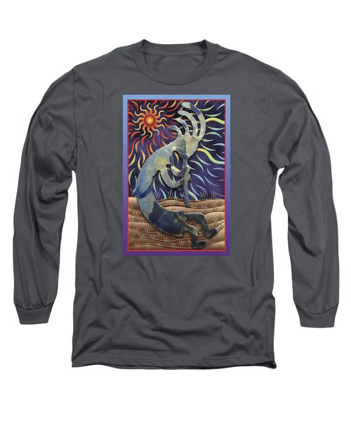 Kokopelli Spring Long Sleeve T-Shirt