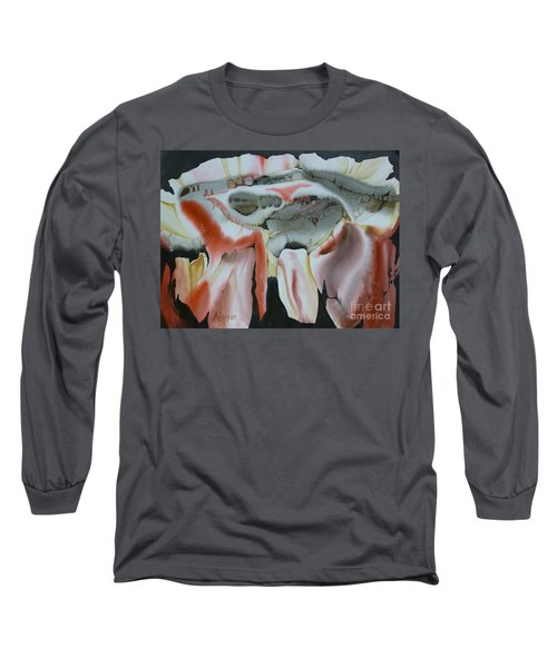 Kommodo Long Sleeve T-Shirt by Donna Acheson-Juillet