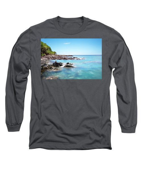 Kona Hawaii Reef Long Sleeve T-Shirt