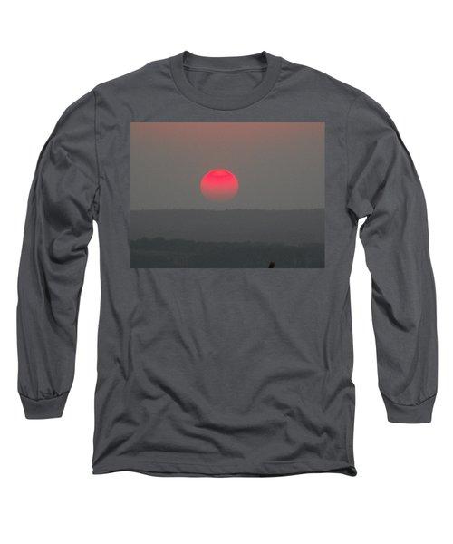 Konza Sunset Long Sleeve T-Shirt