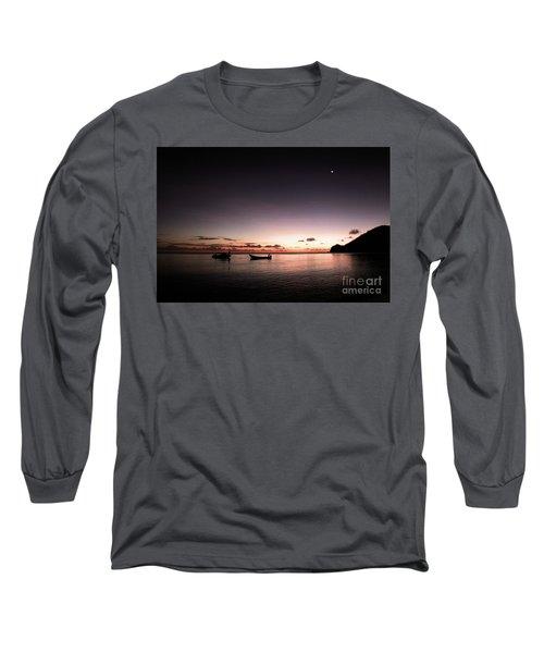 Korovou Island Fiji Long Sleeve T-Shirt