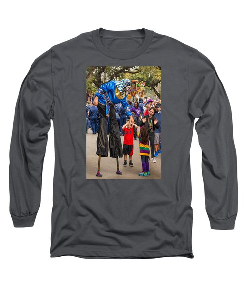 Krewe Of Thoth Greeting Long Sleeve T-Shirt