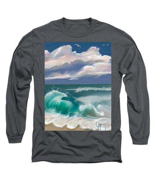 Kure Beach Long Sleeve T-Shirt