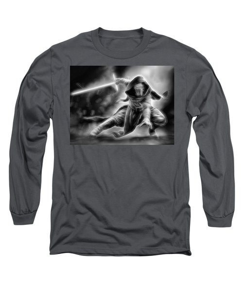 Kylo Ren Nothing Will Stand In Our Way Long Sleeve T-Shirt