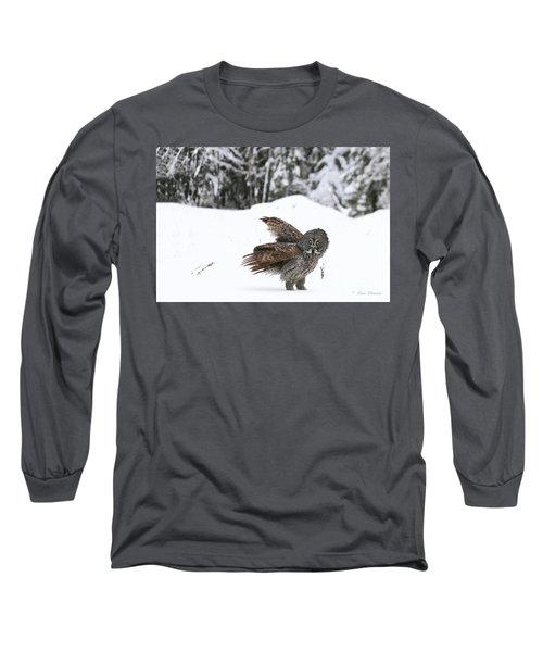 L Epouvantail. Long Sleeve T-Shirt