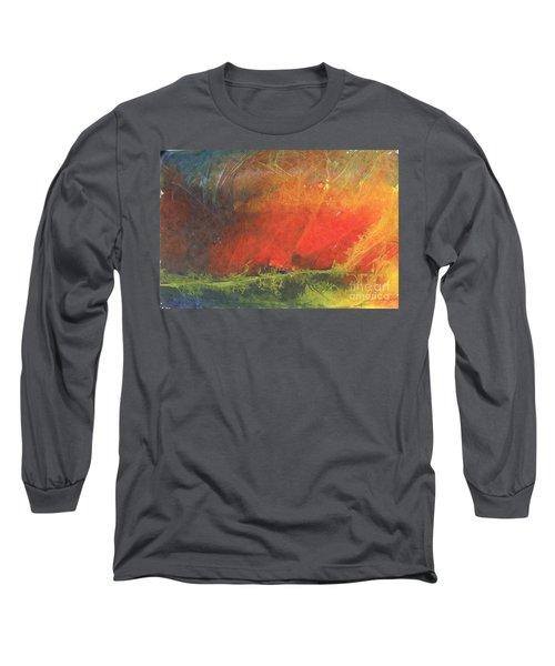 La Caleta Del Diablo Long Sleeve T-Shirt