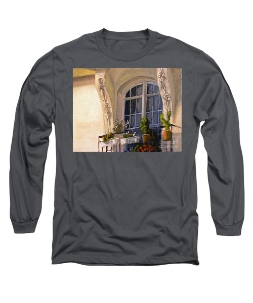 La Fenetre Long Sleeve T-Shirt