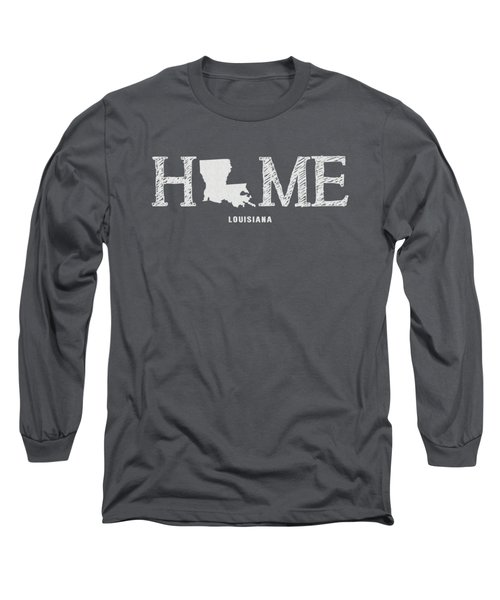 La Home Long Sleeve T-Shirt by Nancy Ingersoll