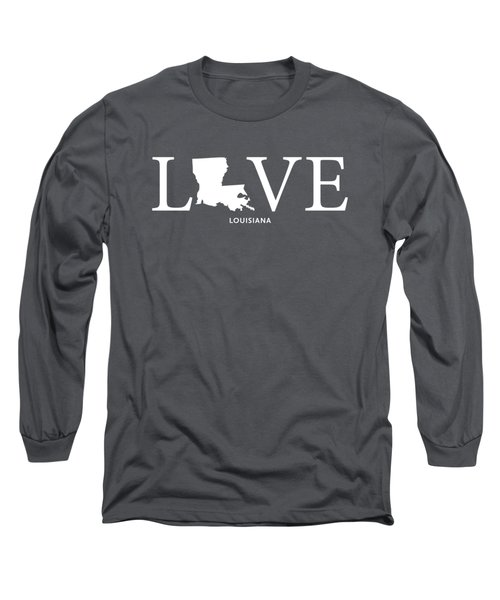 La Love Long Sleeve T-Shirt by Nancy Ingersoll