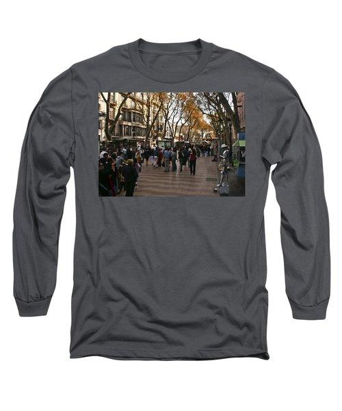 La Rambla II Long Sleeve T-Shirt