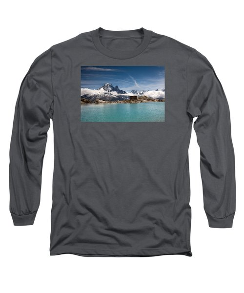 Lac Blanc Long Sleeve T-Shirt by Aivar Mikko