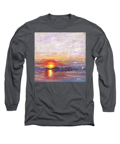 Lacy Long Sleeve T-Shirt