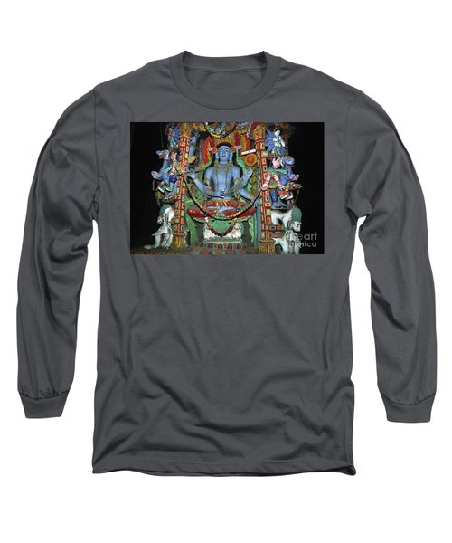 Long Sleeve T-Shirt featuring the photograph Ladakh_27-5 by Craig Lovell