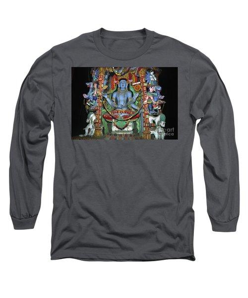 Ladakh_27-5 Long Sleeve T-Shirt by Craig Lovell