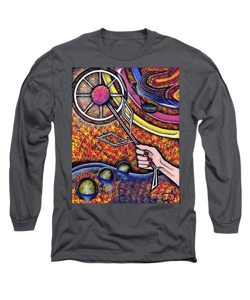 Lady Long Sleeve T-Shirt
