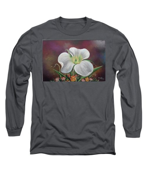Lady Moon Long Sleeve T-Shirt