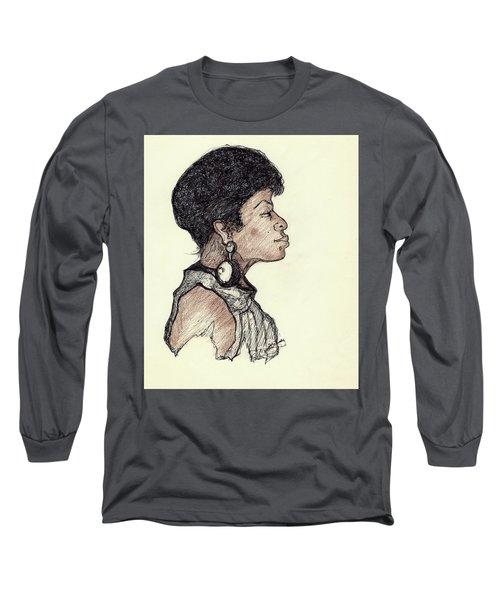 Lady Pride Long Sleeve T-Shirt