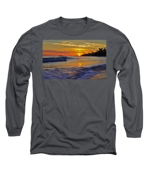 Laguna's Last Light Long Sleeve T-Shirt by Matt Helm