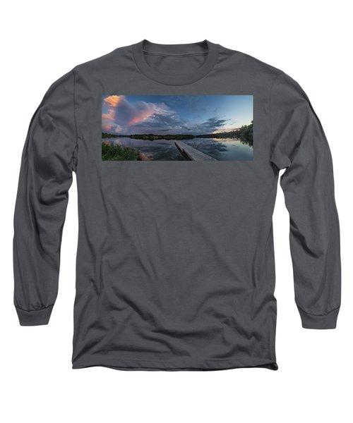Lake Alvin Supercell Long Sleeve T-Shirt