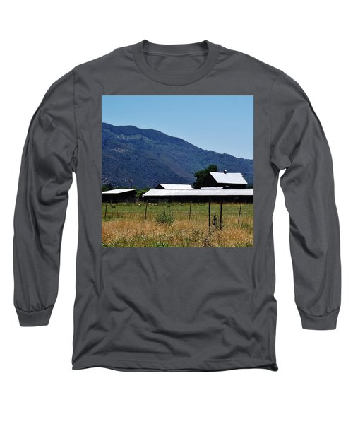 Lake Co 5 Long Sleeve T-Shirt by Andrew Drozdowicz