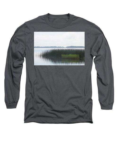 Lake Grasses Long Sleeve T-Shirt