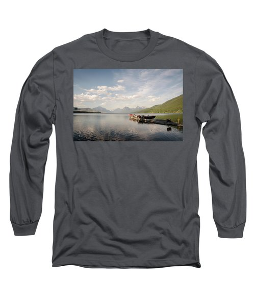 Lake Mcdonald Long Sleeve T-Shirt